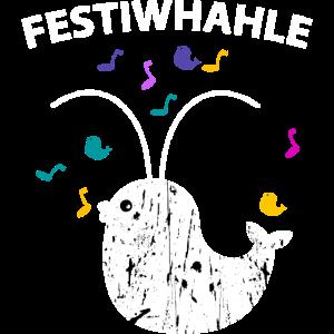 Wal für Festival