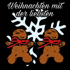Weihnachten Paare
