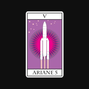 Ariane 5 By Itartwork
