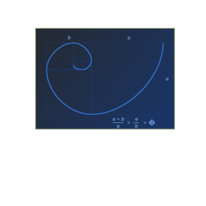 Fibonacci / Phi / Geschenk / Mathe