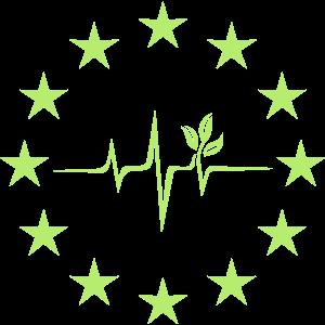 EU Europa Grün Sterne Klimaschutz Naturschutz Puls