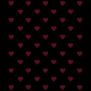 Elch Herz Muster