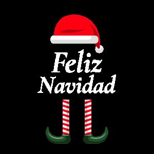 feliz navidad, frohe Weihnachten