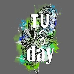 Tu-es-day Grün