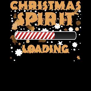 Weihnachtsstimmung wird geladen