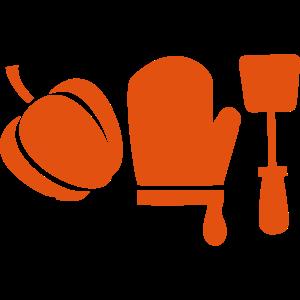 Grillen - Grillschürze selber gestalten
