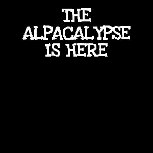 The Alpacalypse Is Here