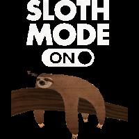 Sloth Mode (On)