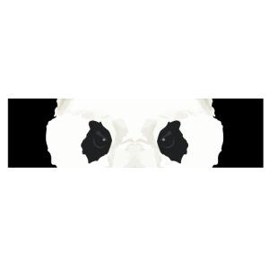 Panda Eyes BLACK