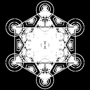 Fractal Metatrons Würfel