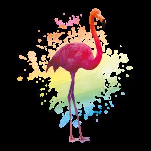 flamingo colors