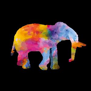 elefant colors