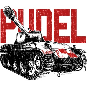 World of Tanks PUDEL Tank