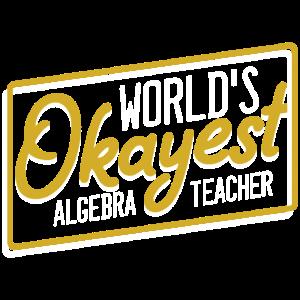 Algebra-Lehrer