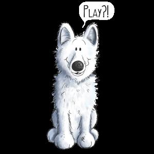 Schweizer Schäferhund Play