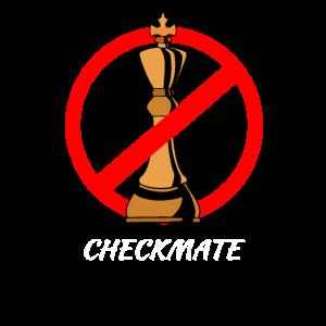 Chess Ninja Master Checkmate Funny Graphic