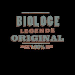 Biologe