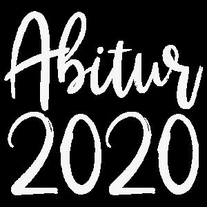 Abitur 2020 Abi Abishirt Schulabschluß Abschluß ws
