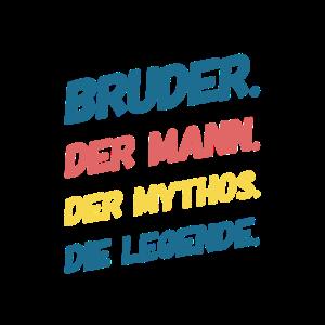 Bruder Mann Mythos Legende