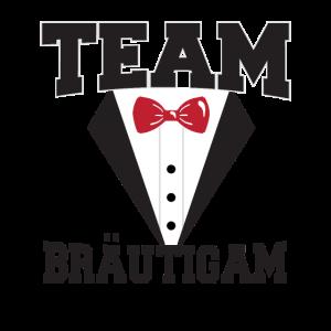 Team Bräutigam JGA Junggesellenabschied