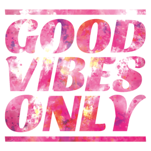 good vibes design colors