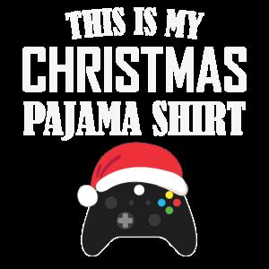 Gamer Weihnachtsoutfit