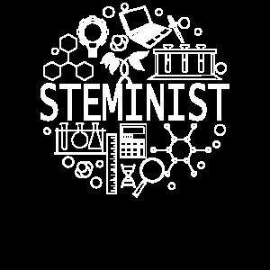 Wissenschaft Steminist Biologie Technologie