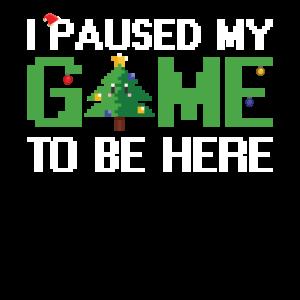 Computer Spiel Weihnachtsoutfit