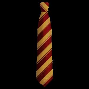 Kravatte Rot Gelb