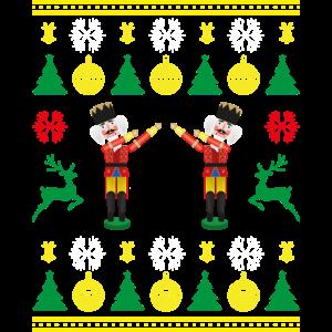 Nutcracker Time Cooles Weihnachtsmotiv Christmas