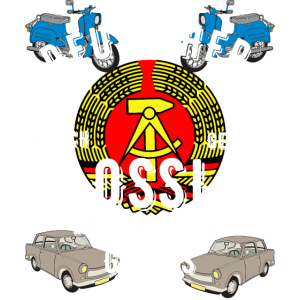 Deutscher durch Geburt Ossi durch Gnade Gottes