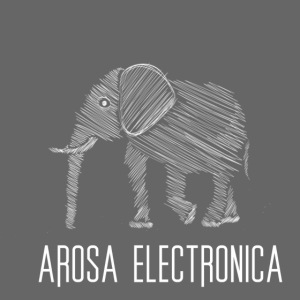 Elefant Weiss