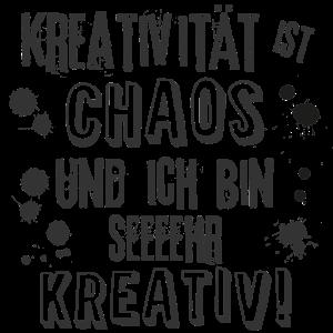 Kreativität und Chaos
