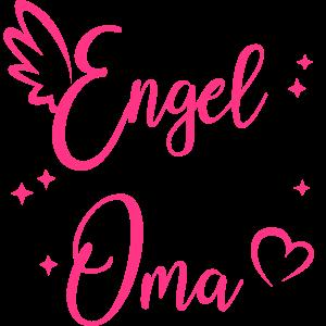 Engel ohne Flügel nennt man Oma