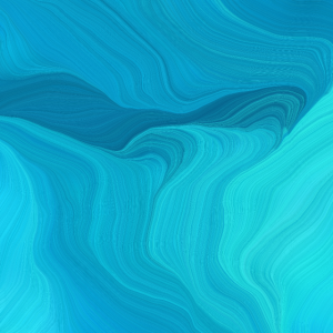 abstrakte blaue wellen