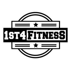 1st4Fitness black front