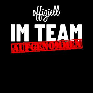 Team Willkommensgeschenk