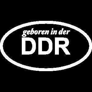 Geboren in der DDR