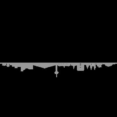 Skyline - Düsseldorf - Skyline - Düsseldorf - wahrzeichen,turm,stadt,skyline,silhouette,sehenswürdigkeiten,sehenswürdigkeit,schattenriss,kirche,grafik,düsseldorf,denkmal,cityscape,city