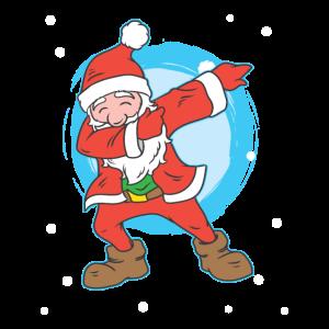 Weihnachten Weihnachtsmann Dab Shirt