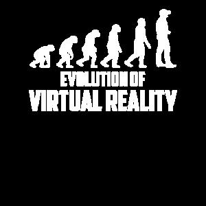 Entwicklung Virtuelle Realität Zocken VR Zocker