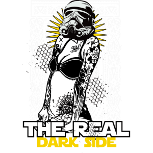 The real dark side