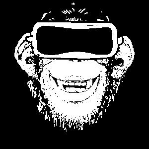 Virtual Reality Brille Gaming Gamer Realität