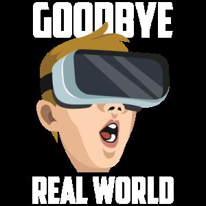 VRGamer VR Videospiel Geschenk