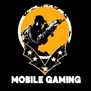 Gaming mobil Handy Zocken Smartphone Egoshooter