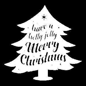 Holly Jolly Christmas -Geschenk Idee