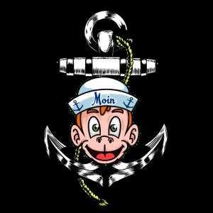 Matrose Seefahrt Anker Maritim Ahoi