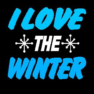 Winter - Ich liebe den Winter Winterdesign