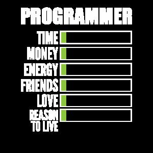 Programmer Informatikstudent Computerfreak