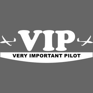 VIP Segelflieger gleiten lustig Segelflugzeug